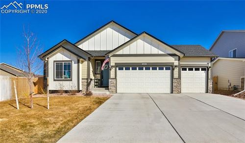 Photo of 8958 Pennycress Drive, Colorado Springs, CO 80925 (MLS # 2143427)