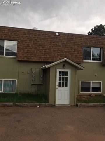 Photo of 403 Mountain View Place #C, Woodland Park, CO 80863 (MLS # 7971427)