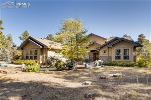 Photo of 8835 Whispering Pine Trail, Colorado Springs, CO 80908 (MLS # 8877427)