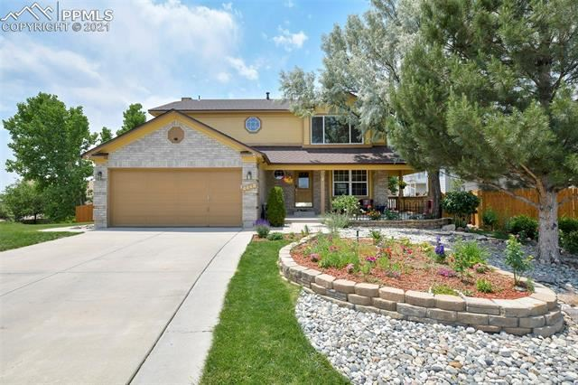 4448 White Oak Court, Colorado Springs, CO 80906 - #: 5591427