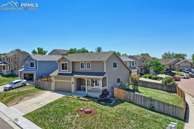 6515 Bismark Road, Colorado Springs, CO 80922 - #: 3871428