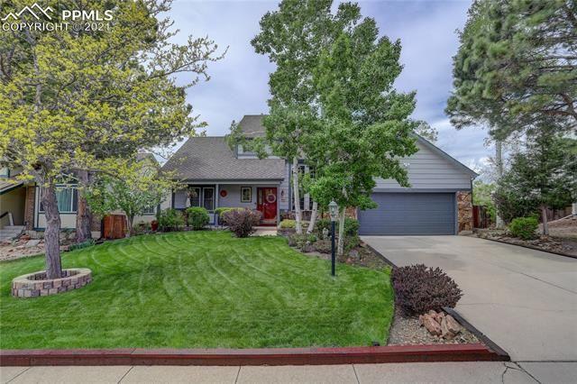 7620 Conifer Drive, Colorado Springs, CO 80920 - #: 4228428