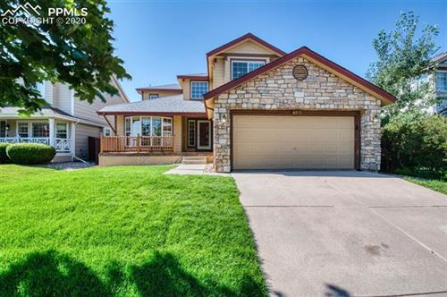 Photo of 4915 Teton Place, Colorado Springs, CO 80918 (MLS # 6781430)
