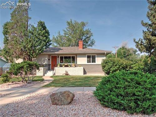 Photo of 1316 N Hancock Avenue, Colorado Springs, CO 80903 (MLS # 9075431)