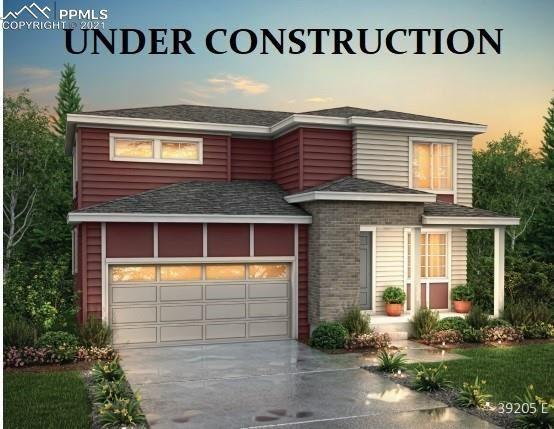 12733 Granite Ridge Drive, Peyton, CO 80831 - #: 5669431