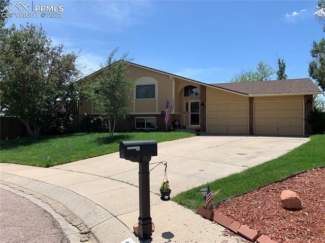 5655 Boreas Court, Colorado Springs, CO 80917 - #: 9255431