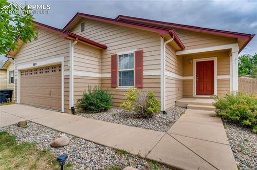 Photo of 2389 Lexus Drive, Colorado Springs, CO 80910 (MLS # 6599432)