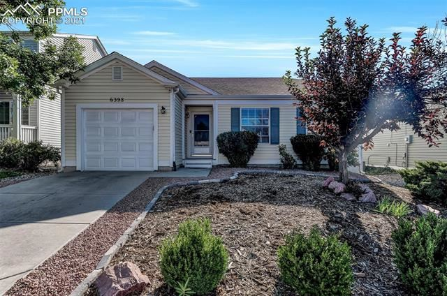 6398 Cache Drive, Colorado Springs, CO 80923 - #: 9045433