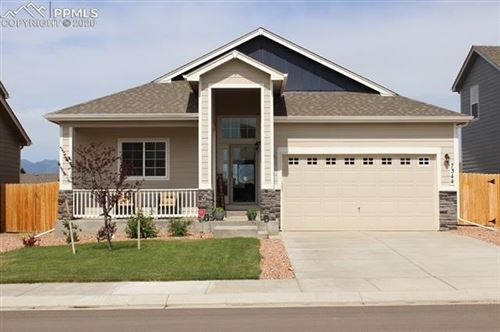 Photo of 7344 Alpine Daisy Drive, Colorado Springs, CO 80925 (MLS # 2611434)