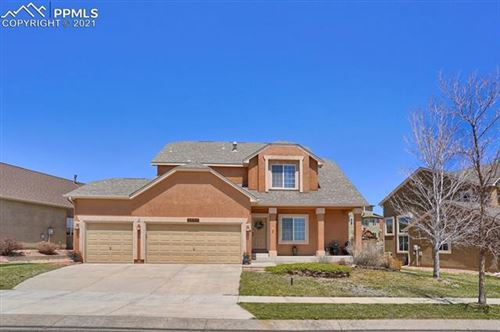 Photo of 8459 Winding Passage Drive, Colorado Springs, CO 80924 (MLS # 3627434)