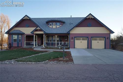 Photo of 10615 Double D Road, Fountain, CO 80817 (MLS # 6845434)