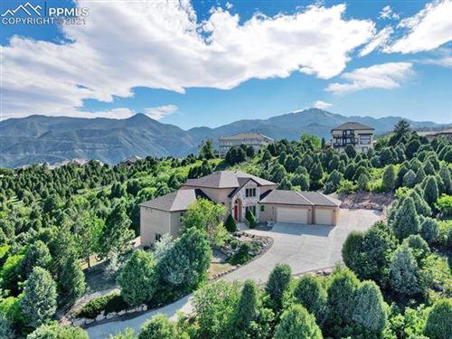 Photo of 4255 Cedar Heights Drive, Colorado Springs, CO 80904 (MLS # 2907437)