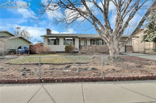 Photo of 7010 Caballero Avenue, Colorado Springs, CO 80911 (MLS # 9609437)