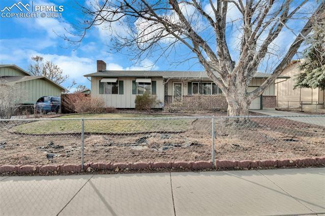 7010 Caballero Avenue, Colorado Springs, CO 80911 - #: 9609437