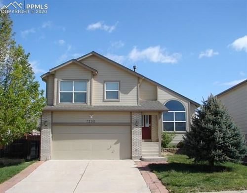 Photo of 7230 Moss Bluff Court, Fountain, CO 80817 (MLS # 2548439)