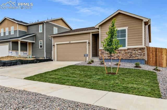 6111 Vickie Lane, Colorado Springs, CO 80923 - #: 5946439