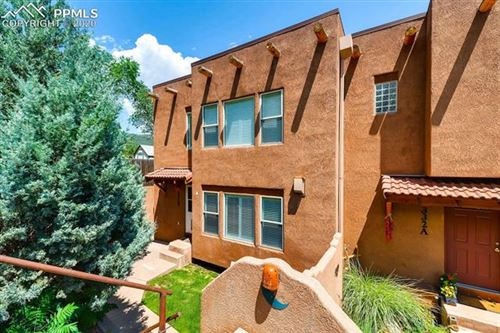 Photo of 332 Santa Fe Place #B, Manitou Springs, CO 80829 (MLS # 5545440)