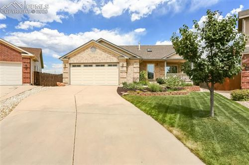 Photo of 3650 Amelia Island Street, Colorado Springs, CO 80920 (MLS # 7824441)