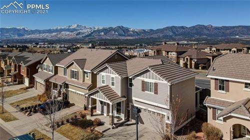 Photo of 11814 Wildwood Ridge Drive, Colorado Springs, CO 80921 (MLS # 1763443)