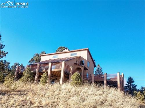 Photo of 598 Woodland West Drive, Woodland Park, CO 80863 (MLS # 6089443)