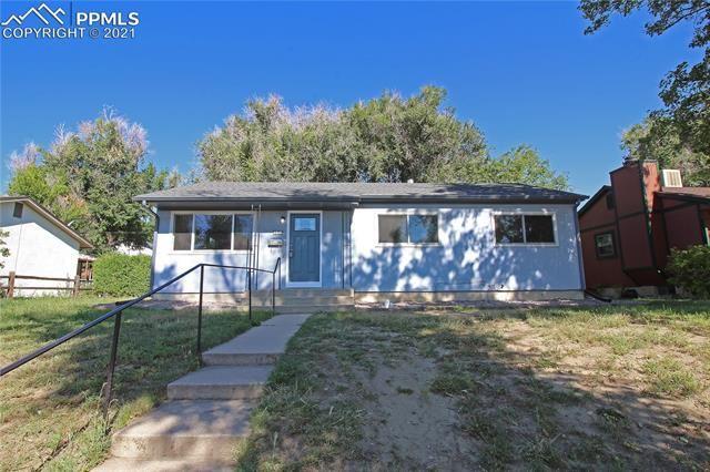 1318 Bates Drive, Colorado Springs, CO 80909 - #: 4404443