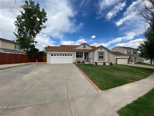Photo of 6374 Cache Drive, Colorado Springs, CO 80923 (MLS # 9217444)