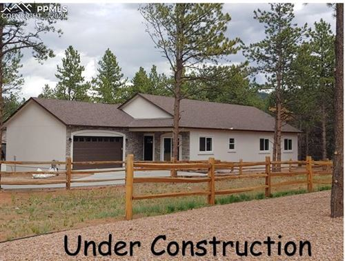 Tiny photo for 1337 Firestone Drive, Woodland Park, CO 80863 (MLS # 3952445)