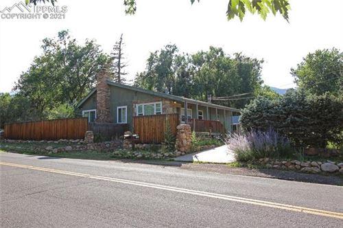 Photo of 1504 W Cheyenne Road, Colorado Springs, CO 80906 (MLS # 4004446)