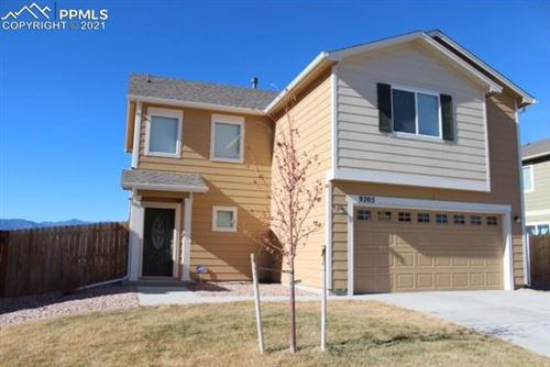 Photo of 9205 Sand Myrtle Drive, Colorado Springs, CO 80925 (MLS # 8292446)