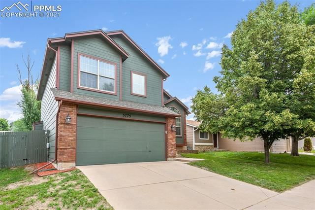 5775 Grapevine Drive, Colorado Springs, CO 80923 - #: 5972446