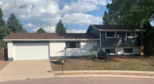 Photo of 2914 Flintridge Place, Colorado Springs, CO 80918 (MLS # 9698448)