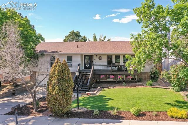 6582 Lange Drive, Colorado Springs, CO 80918 - #: 2606449