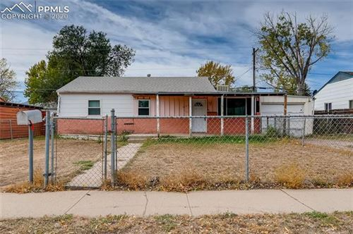 Photo of 2133 S Corona Avenue, Colorado Springs, CO 80905 (MLS # 5380450)