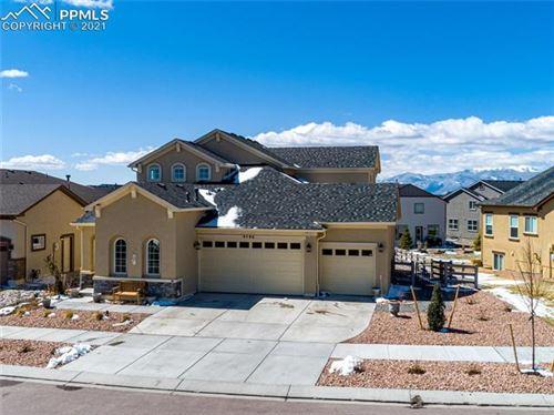 Photo of 9796 Surrey Run Drive, Colorado Springs, CO 80924 (MLS # 2892452)