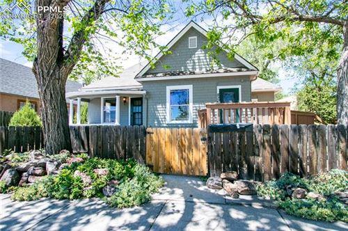 Photo of 826 S Tejon Street, Colorado Springs, CO 80903 (MLS # 9616452)