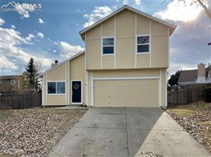 Photo of 6010 Barnacle Court, Colorado Springs, CO 80918 (MLS # 3594454)