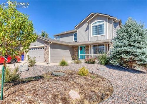 Photo of 7161 Oxmoor Lane, Colorado Springs, CO 80925 (MLS # 6571454)