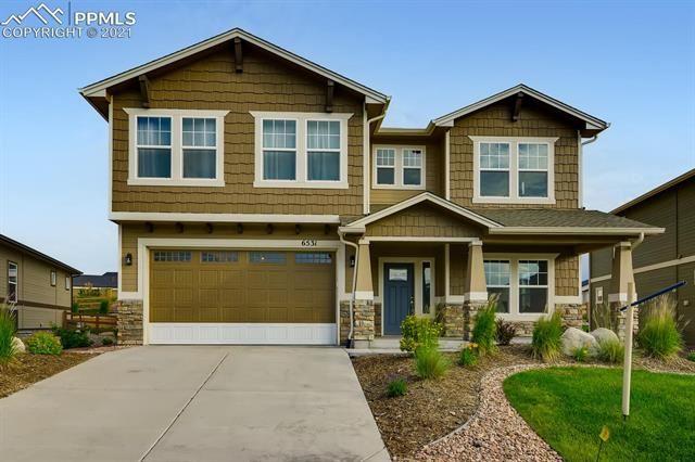 6531 Stonefly Drive, Colorado Springs, CO 80924 - #: 3520455