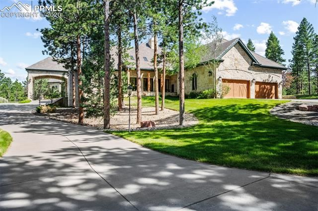 Photo for 1215 Kylie Heights, Woodland Park, CO 80863 (MLS # 4471455)