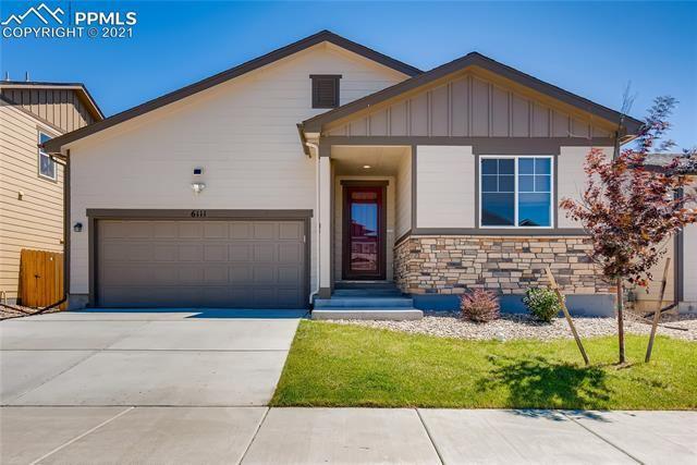 6111 Jorie Road, Colorado Springs, CO 80927 - #: 6816455