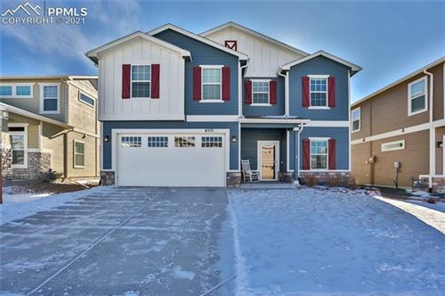 Photo of 6571 Stonefly Drive, Colorado Springs, CO 80924 (MLS # 1981457)