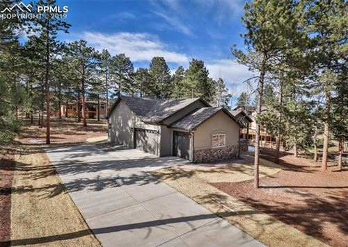 Photo of 180 Wildrose Court, Woodland Park, CO 80863 (MLS # 4589457)