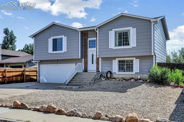 7255 Woody Creek Drive, Colorado Springs, CO 80911 - #: 6996457