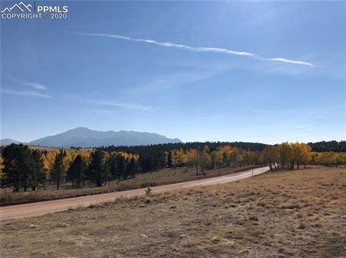 Tiny photo for 11750 Woodland Road, Woodland Park, CO 80863 (MLS # 5790458)