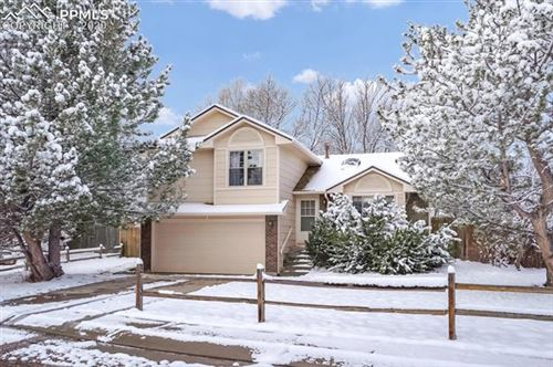 Photo of 140 Pointer Place, Colorado Springs, CO 80911 (MLS # 2726460)