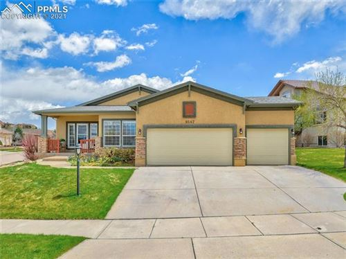 Photo of 9547 Hollydale Court, Colorado Springs, CO 80920 (MLS # 1986461)