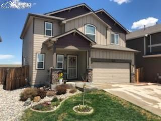Photo of 10126 Silver Stirrup Drive, Colorado Springs, CO 80925 (MLS # 5841461)