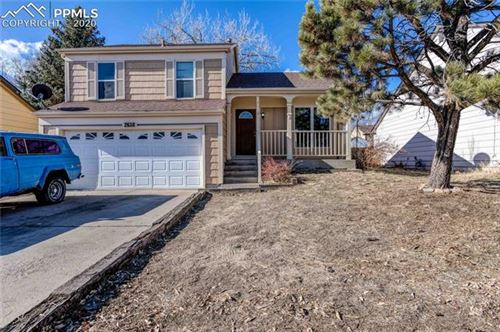 Photo of 2610 Plymouth Drive, Colorado Springs, CO 80916 (MLS # 8402461)