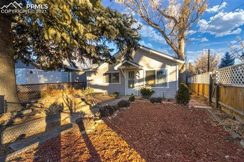 Photo of 810 E Espanola Street, Colorado Springs, CO 80907 (MLS # 9452461)