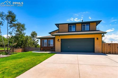 Photo of 4068 Turnberry Court, Colorado Springs, CO 80909 (MLS # 9400463)